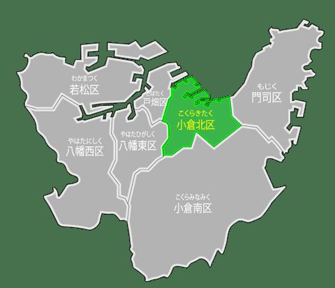 しのはらけんじ選挙区マップ